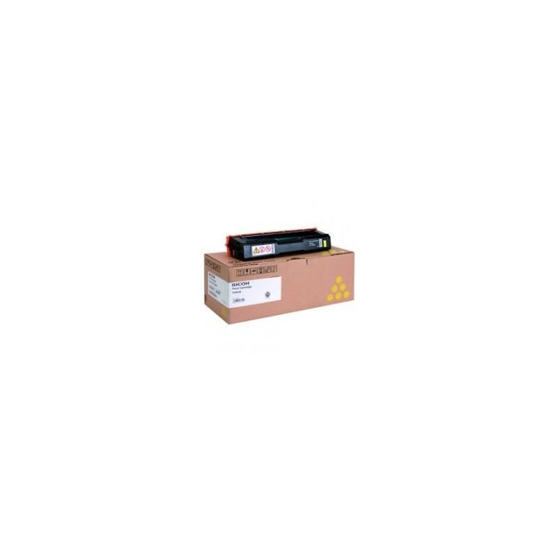 Ricoh tooner SPC310 Kollane LC (406351) (407639)