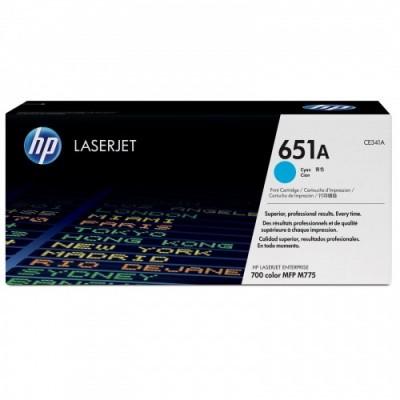 HP kassett No.651 Sinine (CE341A)