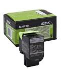 Lexmark kassett 802SK0 Must (80C2SK0)