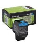 Lexmark kassett 802SC0 Sinine (80C2SC0)