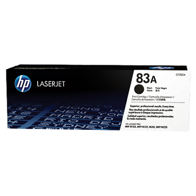 HP kassett No.83A Must (CF283A)