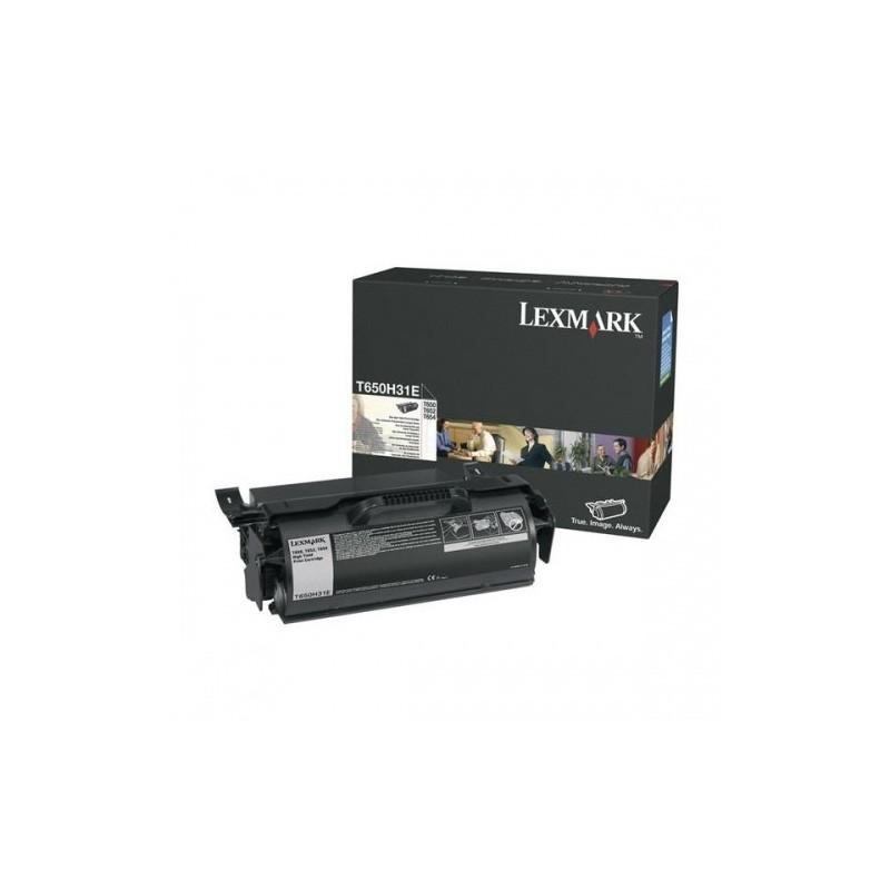 Lexmark kassett Must HC (T650H11E) Return