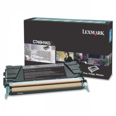 Lexmark kassett Must (C746H3KG) Corporate