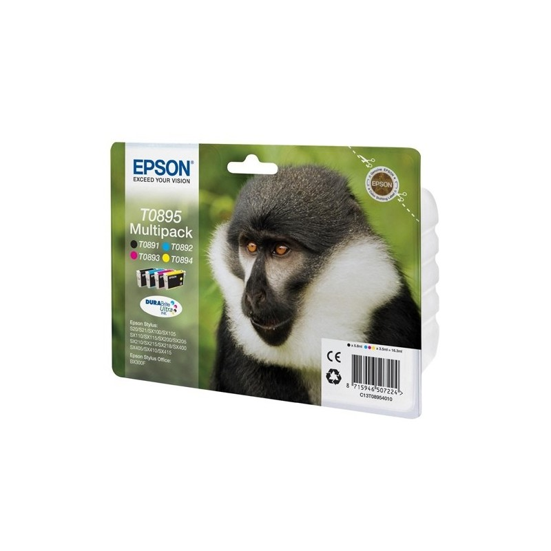 Epson Ink Multipack (C13T08954010)