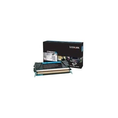 Lexmark kassett Sinine (C746A3CG) Corporate