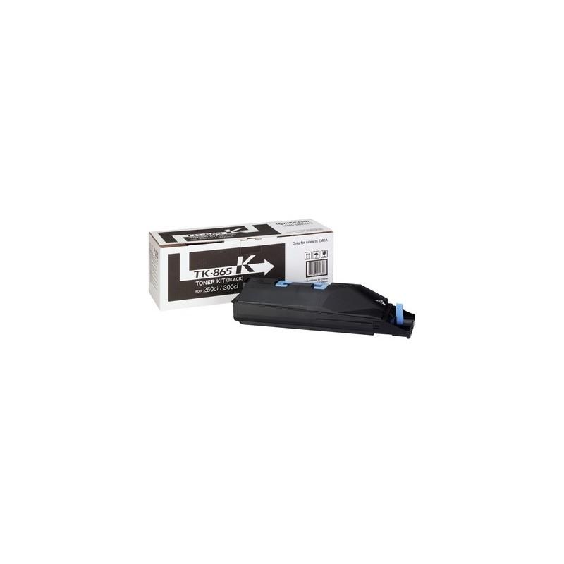 Kyocera kassett TK-865 Must (1T02JZ0EU0)