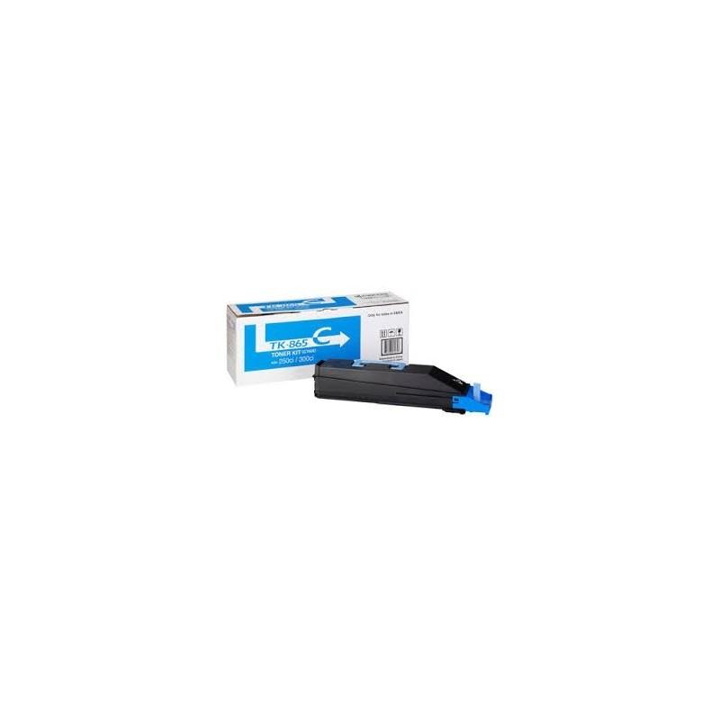 Kyocera kassett TK-865 Sinine (1T02JZCEU0)