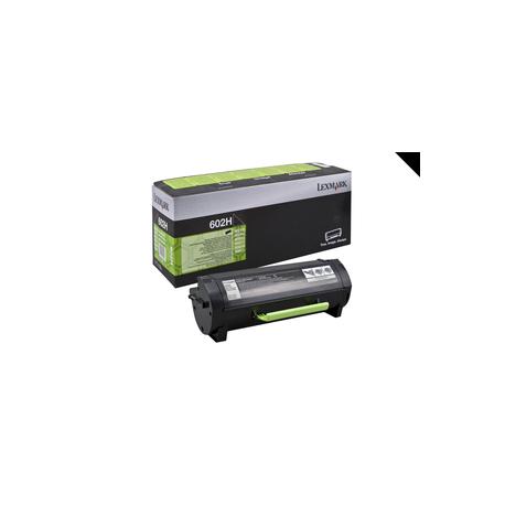 Lexmark kassett 602HE Must HC (60F2H0E) 10k Corporate