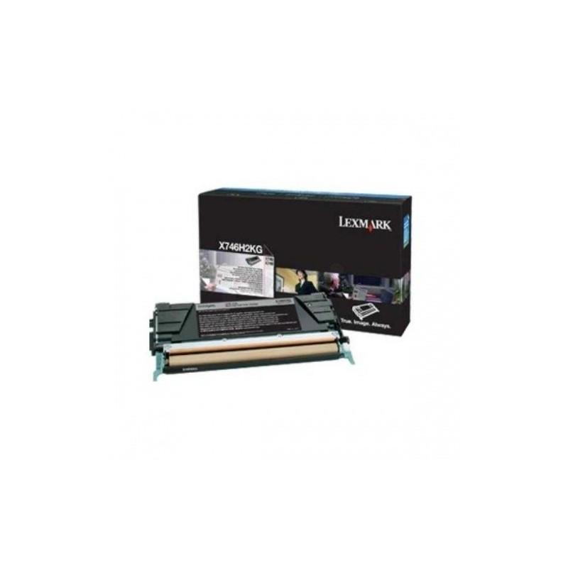Lexmark kassett Return Must (X746H1KG)