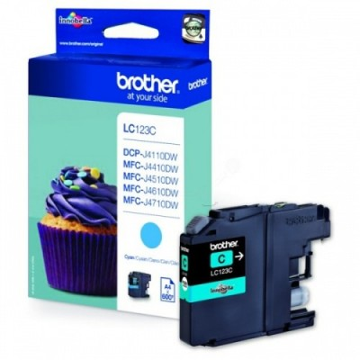Brother Ink LC 123 Sinine (LC123C)