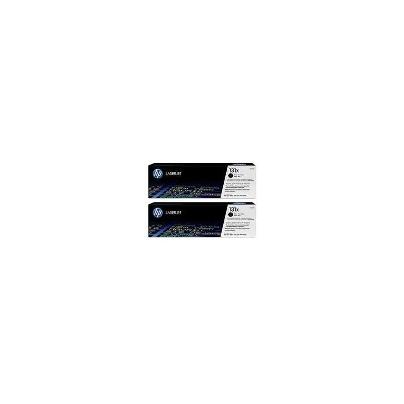 HP kassett No.131X Must Double Pack (CF210XD)