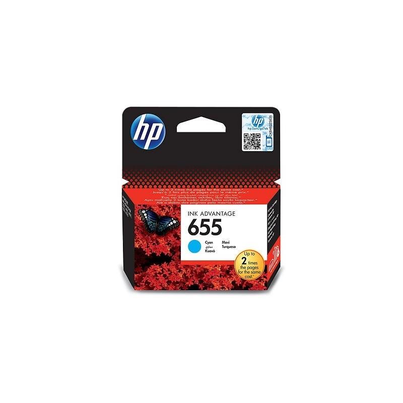 HP Ink No.655 Sinine (CZ110AE)