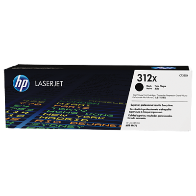 HP kassett No.312X Must HC (CF380X)