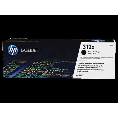HP kassett No.312X Must HC (CF380X)