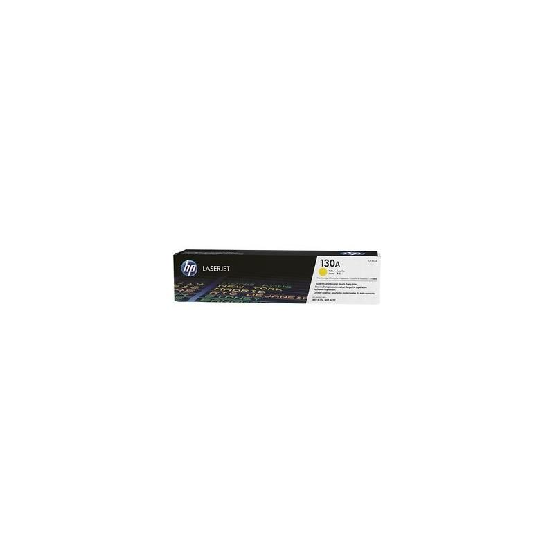 HP kassett No.130A Kollane (CF352A)