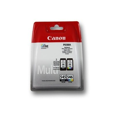 Canon Ink PG-545/CL-546 Multipack Blister (8287B005)