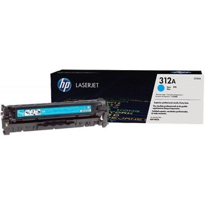 HP kassett No.312A Sinine (CF381A)