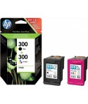 HP Ink No.300 Combopack Must / Tricolor (CN637EE)