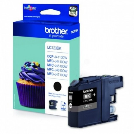 Brother Ink LC 123 Must (LC123BK)