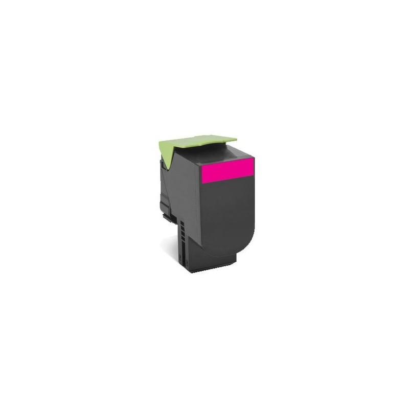Lexmark kassett 702HM Roosa (70C2HM0)