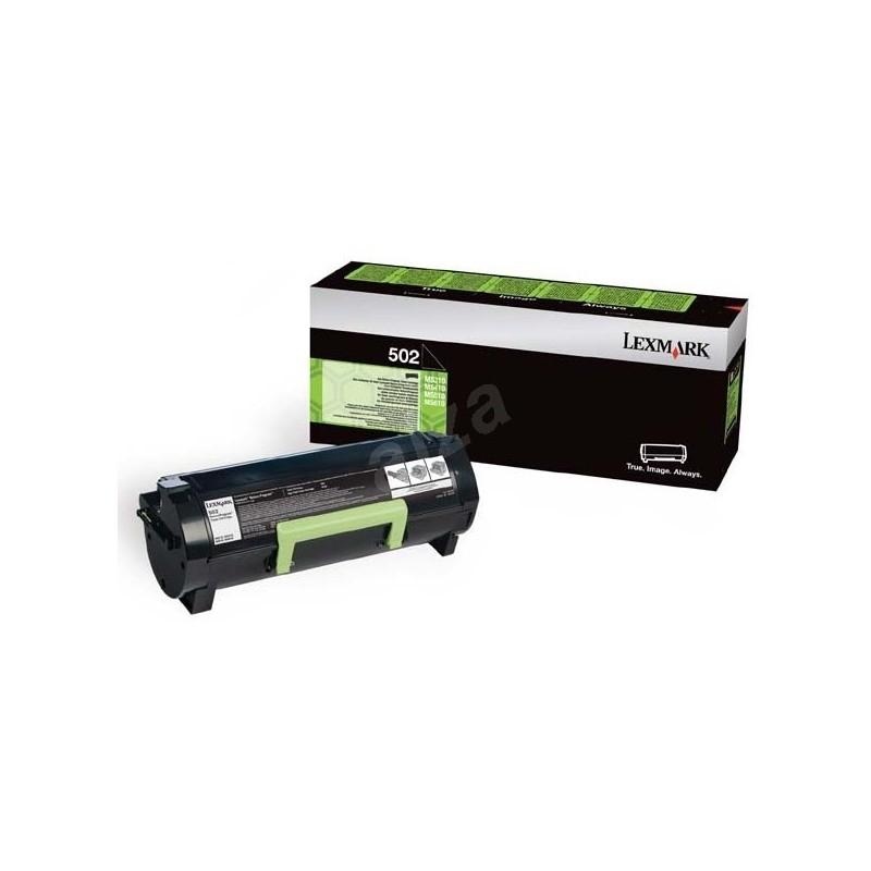 Lexmark kassett 502 Must (50F2000) Return