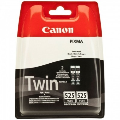 Canon Ink PGI-525 Must Twin Pack Blister (4529B010)