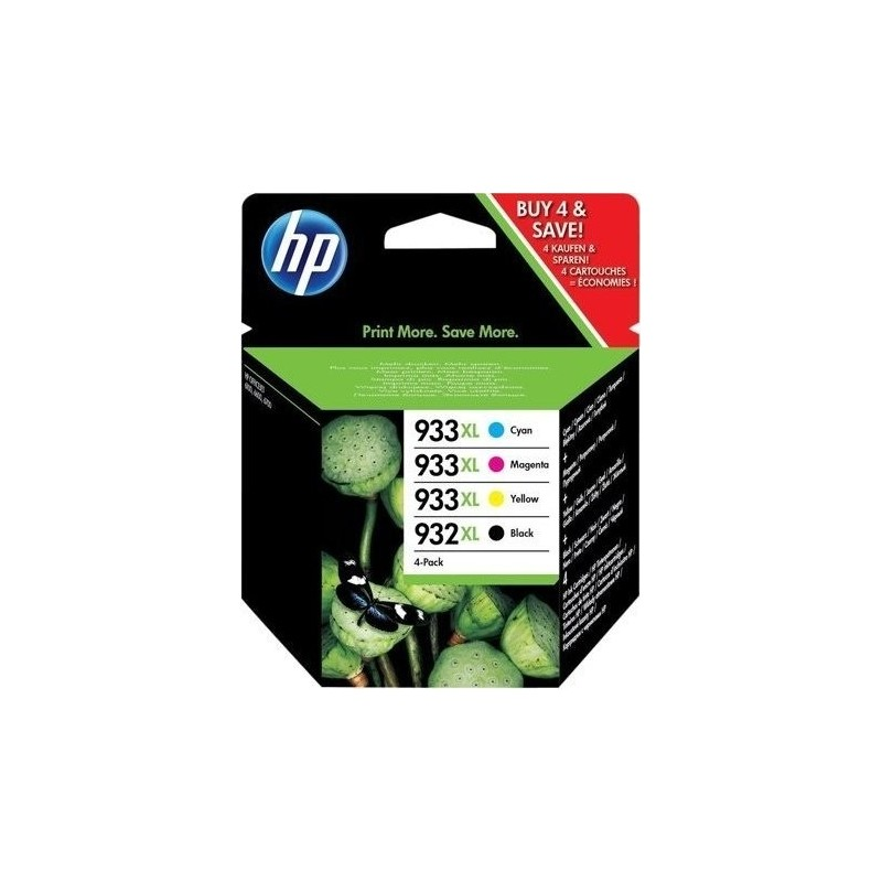 HP Ink Multi-Pack No.932XL (C2P42AE)