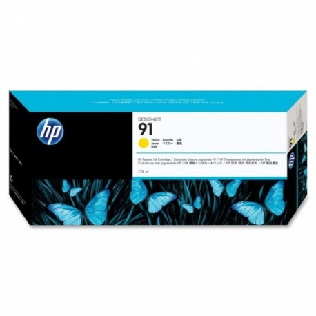 HP Ink No.91 Kollane (C9469A)