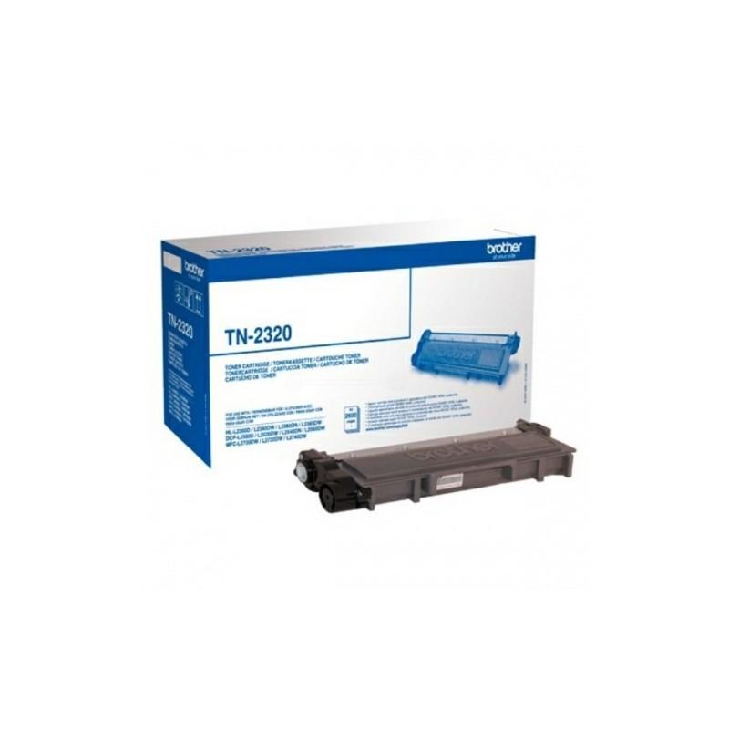 Brother kassett TN-2320 Must (TN2320)