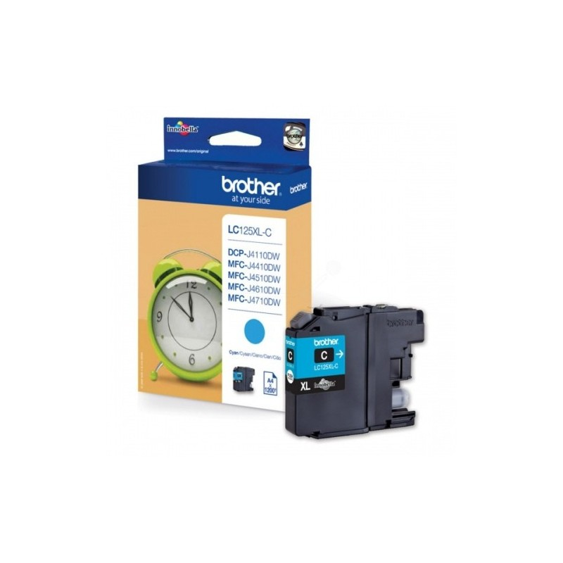 Brother LC125XLC Brother Ink (LC125XLC)