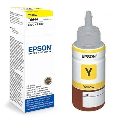 Epson Ink Kollane (C13T66444A)