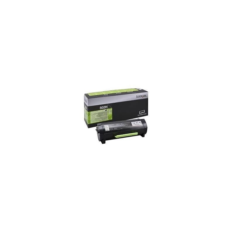 Lexmark kassett 502H Must (50F2H00) Return