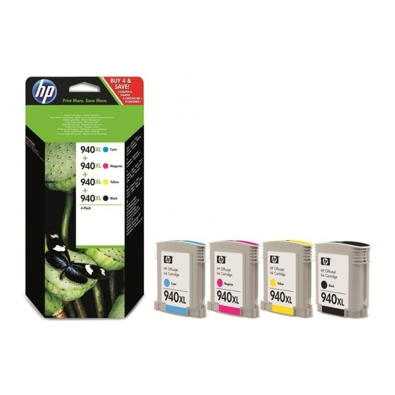HP Ink No.940 XL Multi-Pack (C2N93AE)