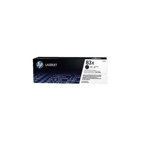 HP kassett No.83X Must (CF283X)