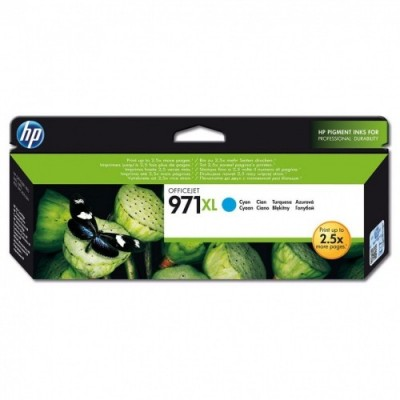 HP Ink No.971 XL Sinine (CN626AE)