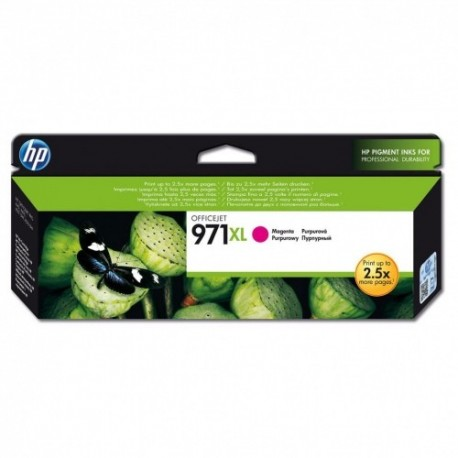 HP Ink No.971 XL Roosa (CN627AE)