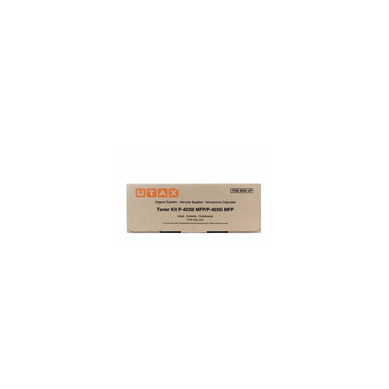 Triumph Adler tooner/ Utax tooner Kit P4030i Must (614010015/ 614010010)