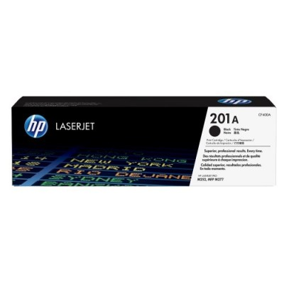HP kassett No.201A Must 1,5k (CF400A)