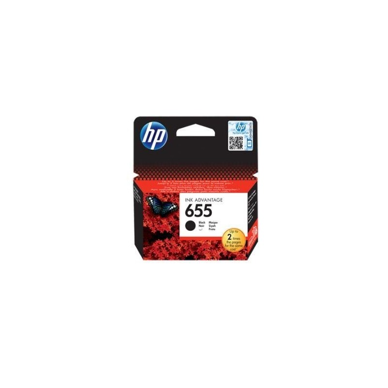 HP Ink No.655 Must (CZ109AE)