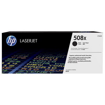HP kassett No.508X Must HC (CF360X)