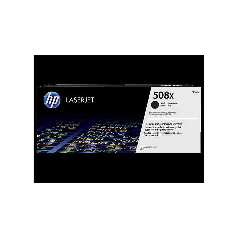 HP kassett No.508X Must HC (CF360X)