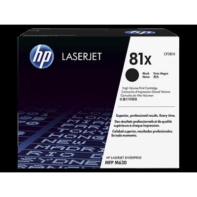 Hewlett-Packard 81X (CF281X)