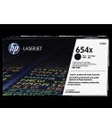 HP kassett No.654X Must (CF330X)