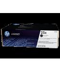 HP kassett No.25X Must (CF325X)