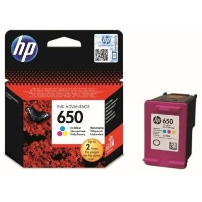 HP Ink No.650 Color (CZ102AE)