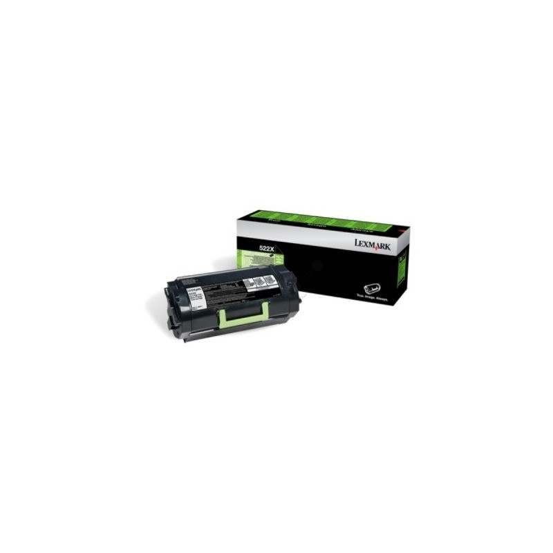 Lexmark kassett 522X Must (52D2X00) Return
