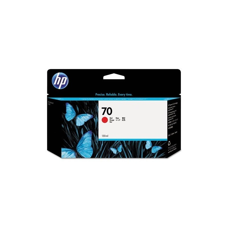 HP Ink No.70 Red (C9456A)