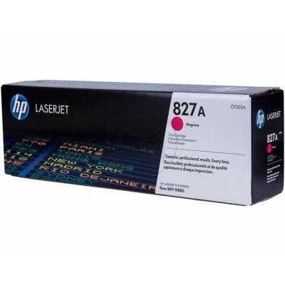 HP kassett No.827A Roosa (CF303A)