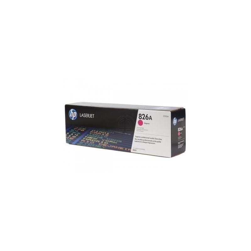 HP kassett No.826A Roosa (CF313A)
