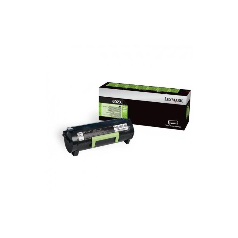 Lexmark kassett 602X Must HC (60F2X00) Return